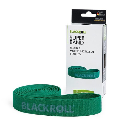 Blackroll super band green