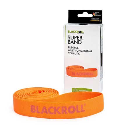 Blackroll super band orange