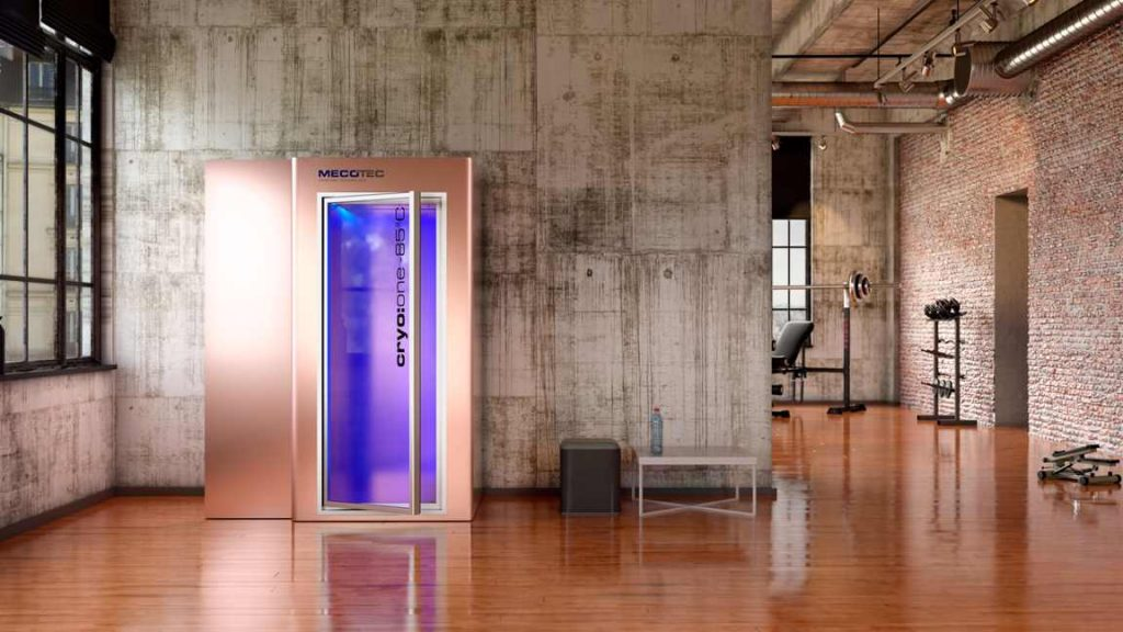 Mecotec Whole Body Cryotherapy