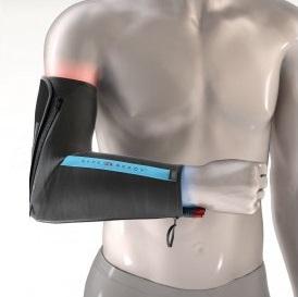 flexed elbow wrap