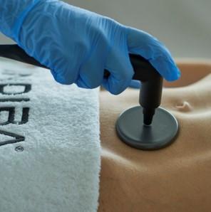 Indiba Deep care Elite NS treatment 2