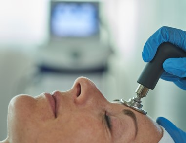 Indiba Deep care Elite NS treatment 3