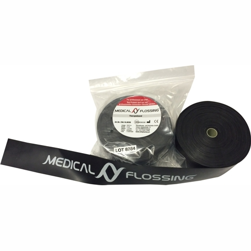 Medical Flossing Band black 8.5m