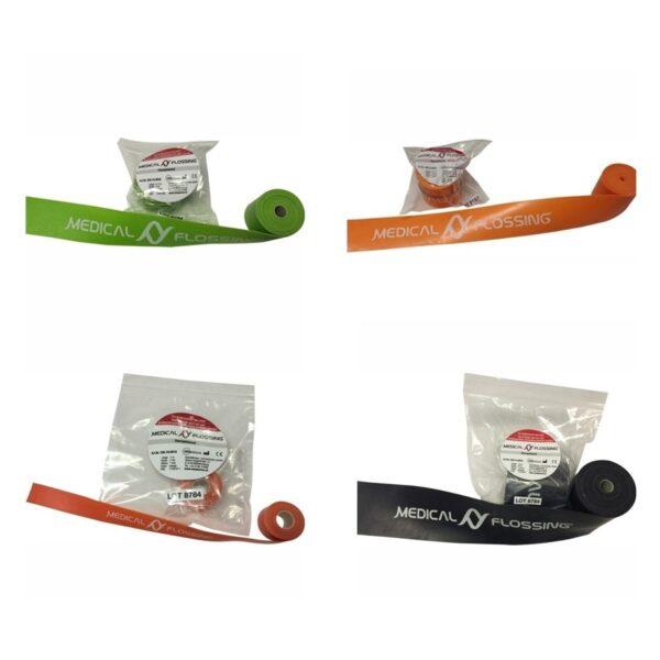 Medical Flossing Basic Set1
