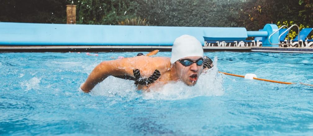 SPORTTAPE 5MX5CM swimming1