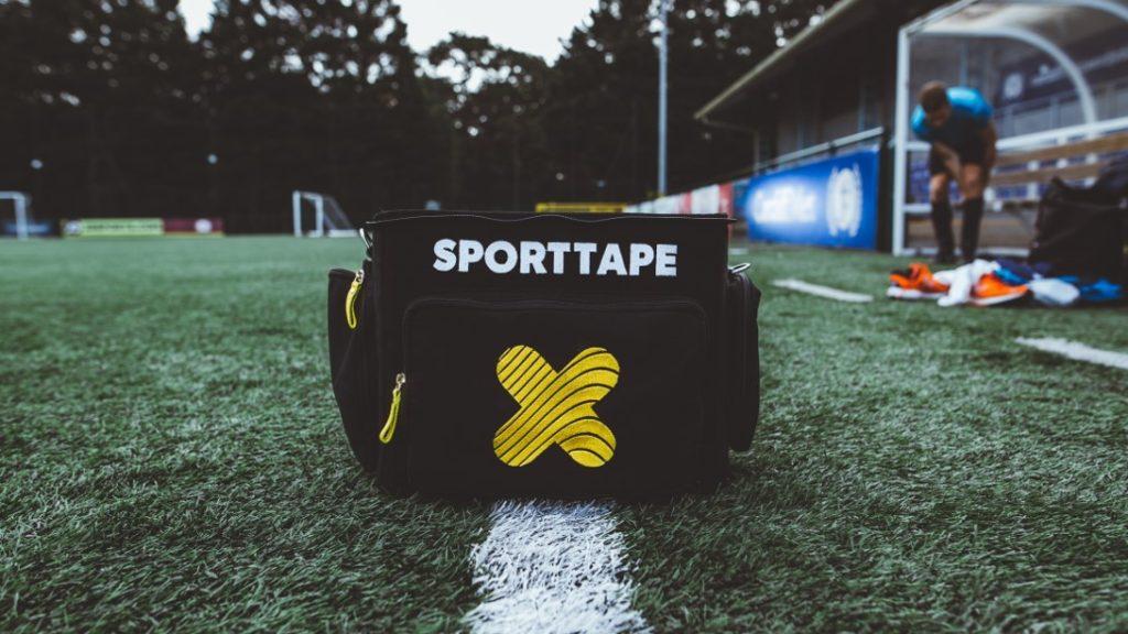 Sporttape Medical Bag football
