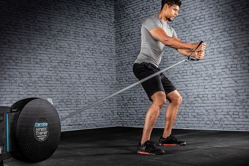 aerobis kinetic trainer exercise 1