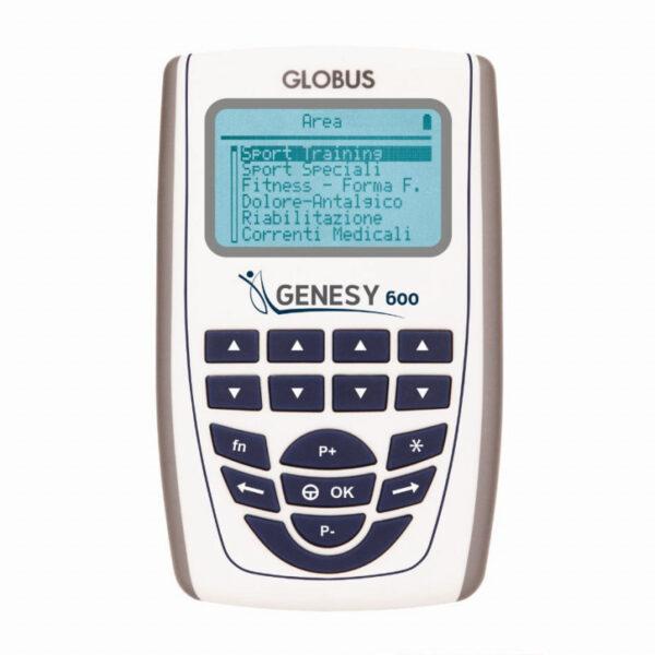 globus genesy 600 portable electrotherapy
