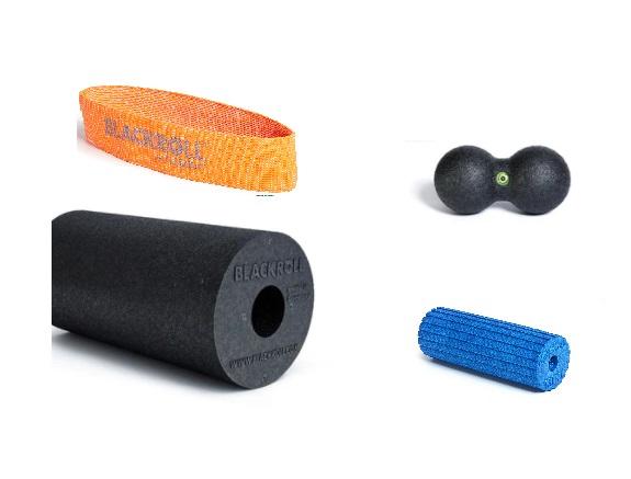 Blackroll home training set1 orange
