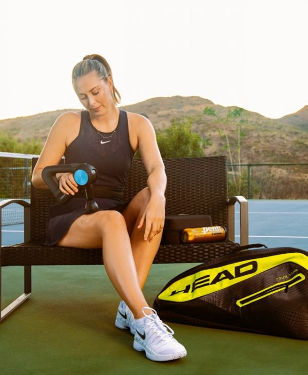 Therabody MARIA Sharapova HERO 1